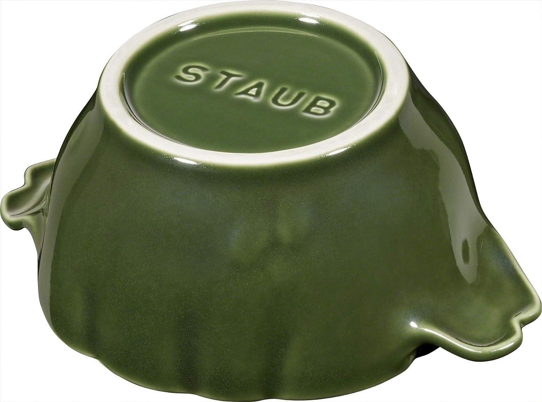 Basilico 16 oz STAUB Ceramics Petite Carciofo Cocotte