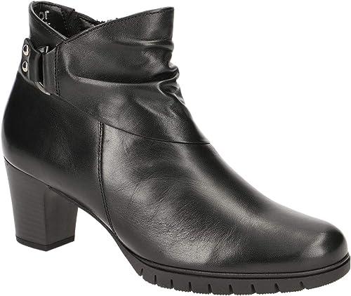 Gabor Damen Stiefeletten, Frauen Ankle Boots,Comfort
