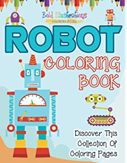 National Geographic Kids Robots Sticker Activity Book National