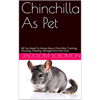 Chinchilla As Pet: All You Need To Know About Chinchilla, Training, Housing, Feeding, Management And Care