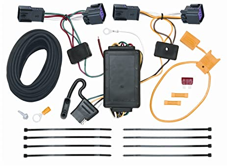 amazon com vehicle to trailer wiring connector for 11 12 chevy rh amazon com