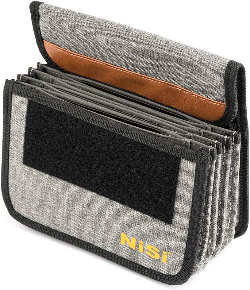 NiSi 100mm System All in ONE case f/ür Filterhaliter 100 x 100 mm oder 100 x 150 mm Quadratisch oder Rechteckig Filter