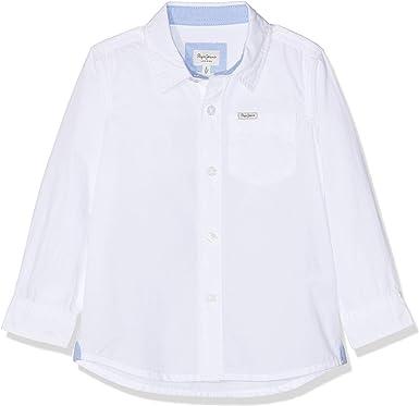 Pepe Jeans Nate JR Camisa para Niños