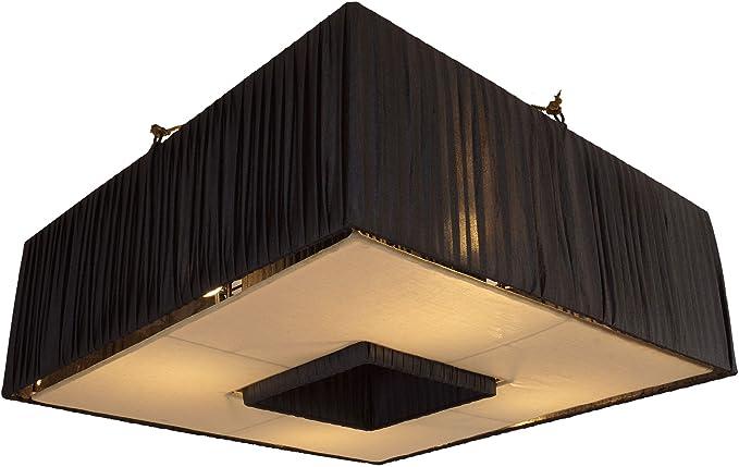 Plafoniera Tessuto Design : Guru shop lampada da soffitto a mano eneas di design bali