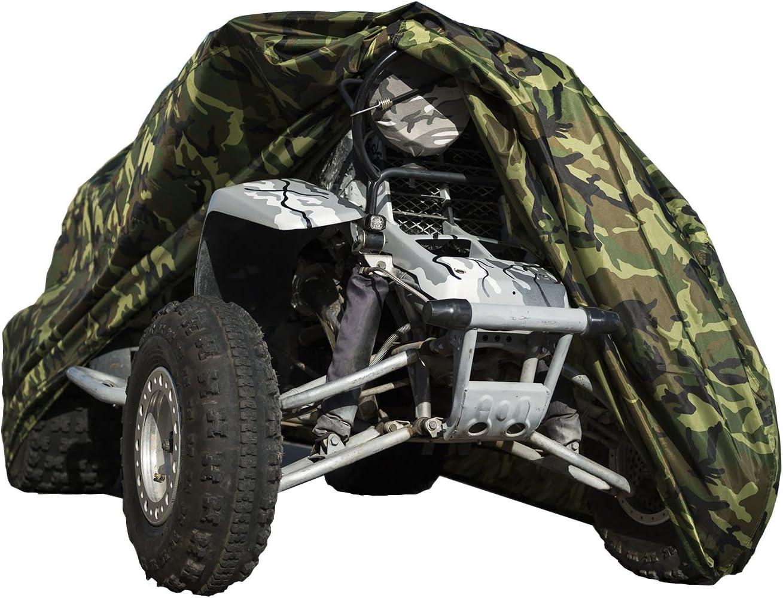 Pilot Automotive CC-6224 Camouflage ATV Cover