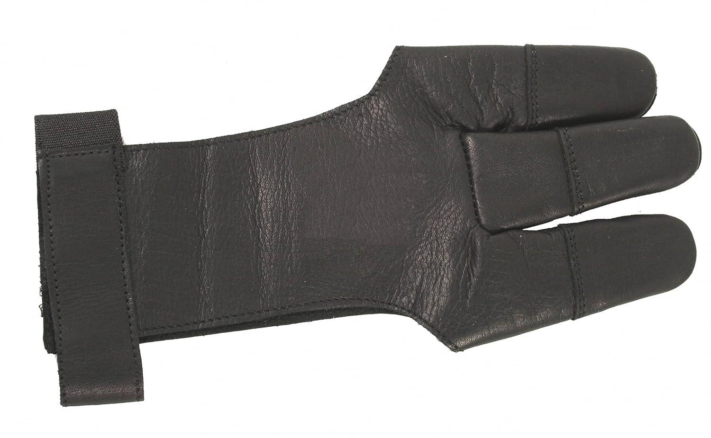 Handschuh Bogenschiessen Bogenschiesshandschuh Fingerschutz XS-XL von Bignami