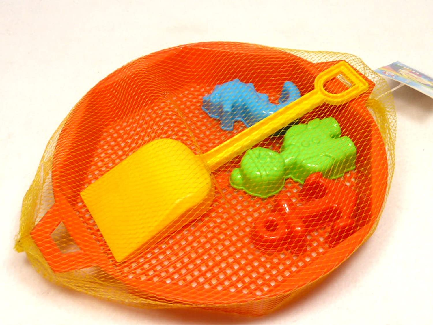 Multicoloured Androni Toys ANG119 Shapes and Sieve D.25 and Scoop