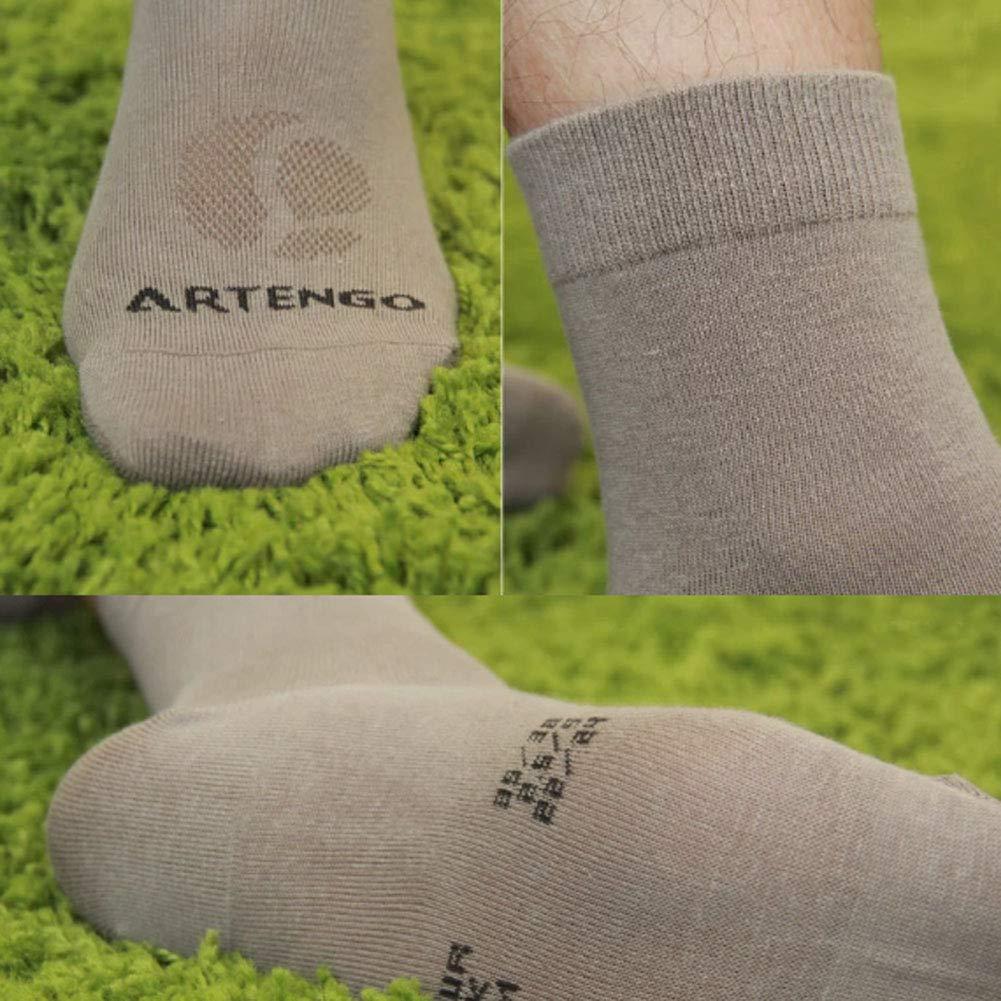 Black 3 Pack Kylin Express Premium Comfort Socks Sports Cotton Sock Unisex