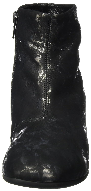 Gabor Damen Schwarz/Anthrazit) Basic Stiefel Schwarz (10 Schwarz/Anthrazit) Damen fdd8d7