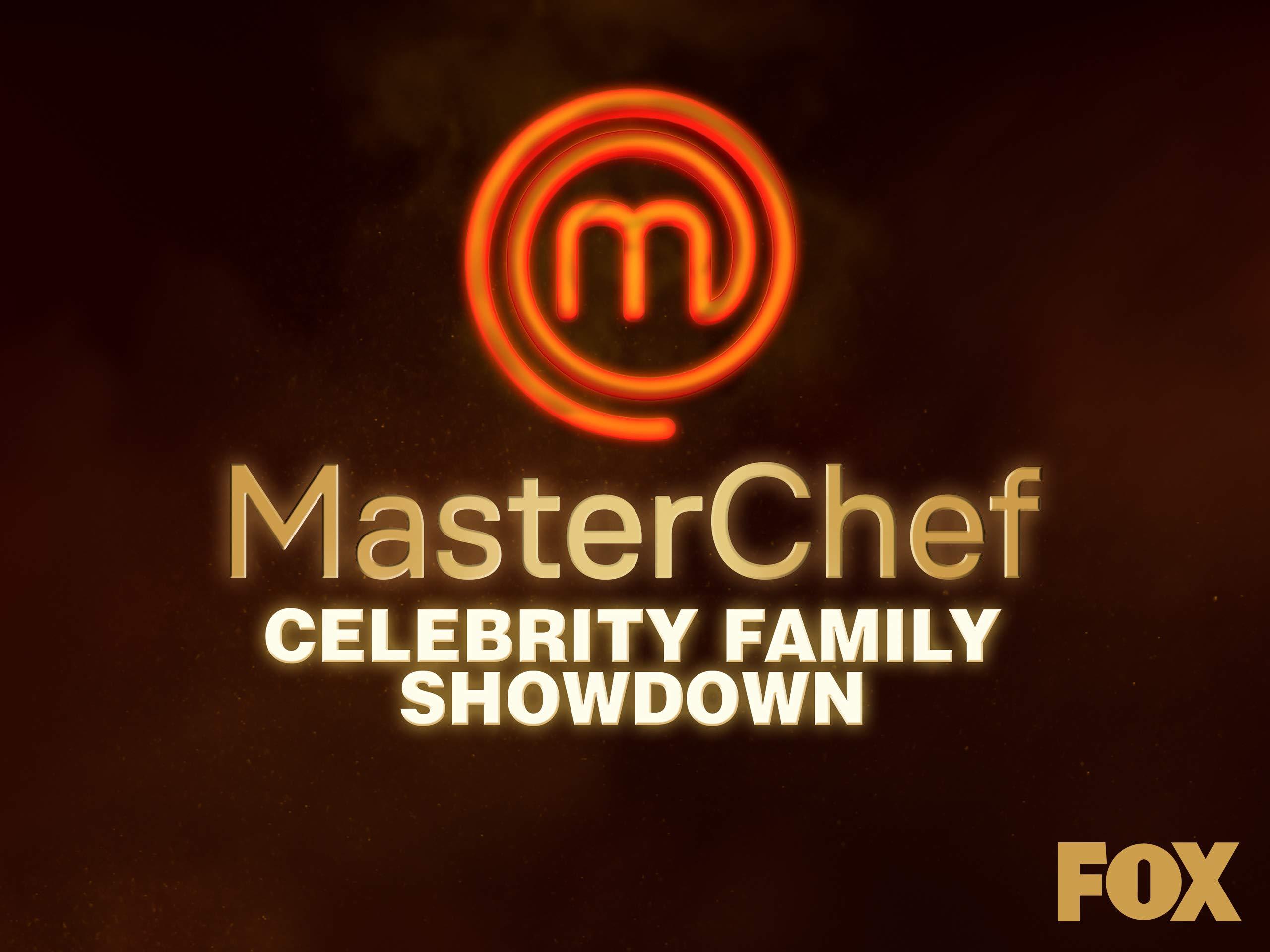 Amazon Com Watch Masterchef Celebrity Family Showdown Season 1 Prime Video