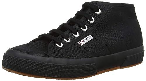CotuSneaker 2754 Collo Alto AdultiNerofull Superga A Unisex kn0w8OP
