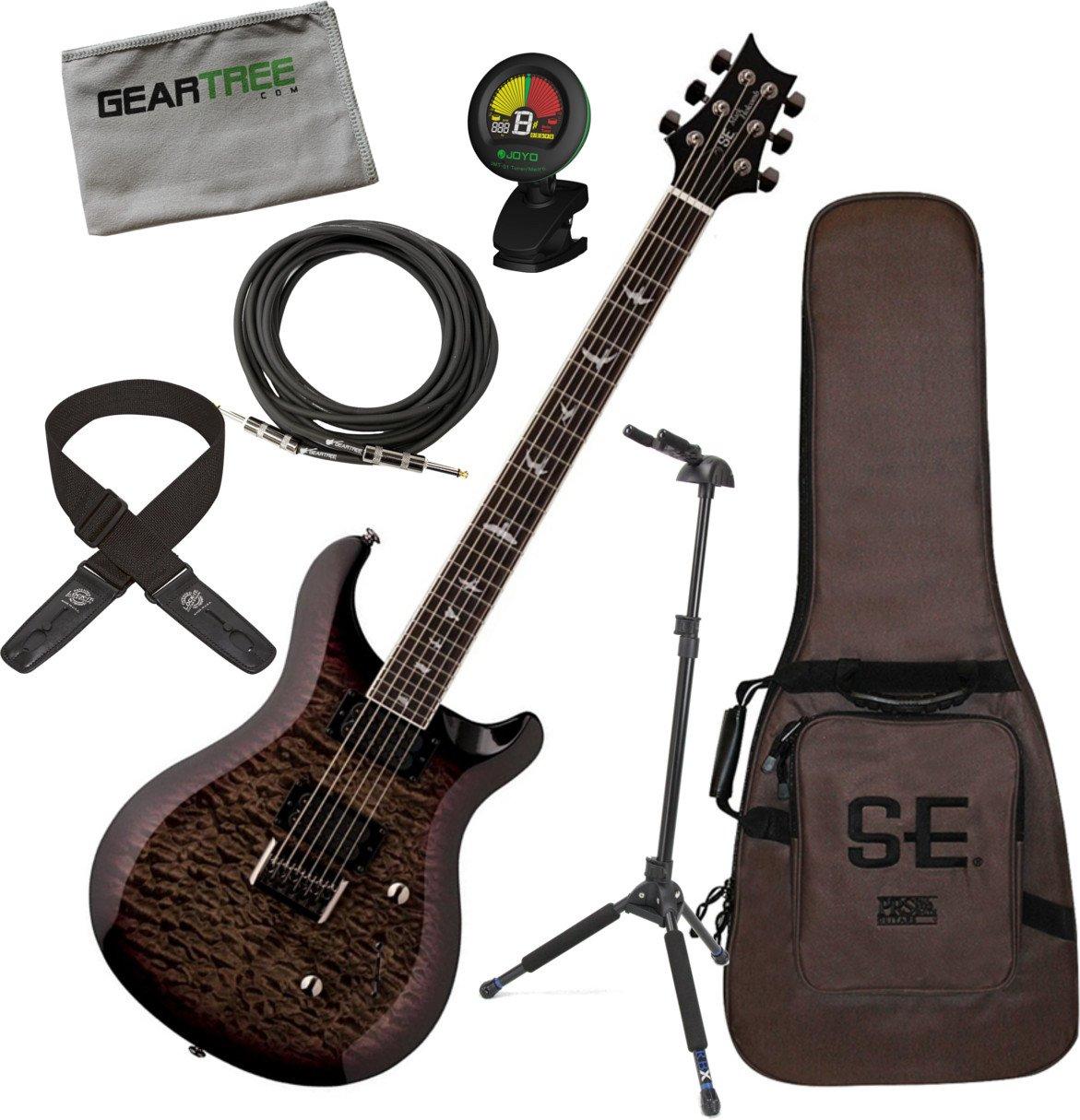 Amazon Prs Se Mark Holcomb Signature Electric Guitar Holcomb
