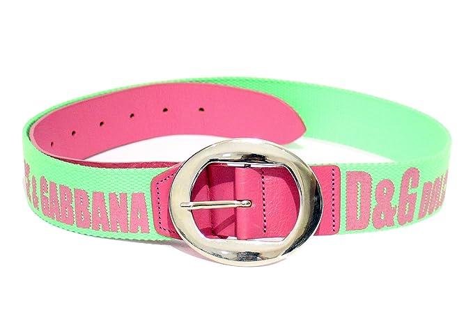 vasta gamma di migliore vendita prima i clienti Dolce & Gabbana D&G CINTURA DONNA BICOLORE JC5FJ38068 9 col ...