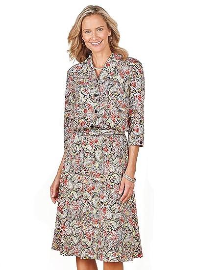 f3224922fe800 AmeriMark Shirtwaist Dress