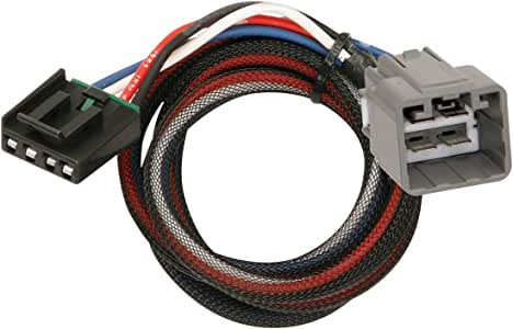 Tekonsha 3021-P Brake Control Wiring Adapter for Dodge and RAM
