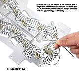 Jovitec Dryer Repair Kit Compatible with Samsung