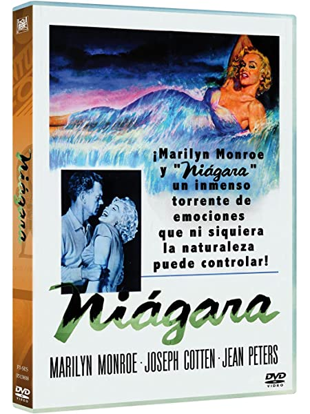 Niagara [DVD]: Amazon.es: Joseph Cotten, Marilyn Monroe, Varios, Henry Hathaway, Joseph Cotten, Marilyn Monroe: Cine y Series TV
