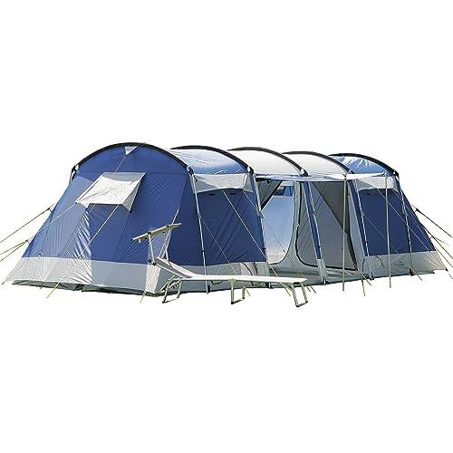 4 Personen Zelt 2 Schlafkabinen: Amazon.de