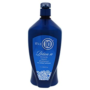 It's a 10 Potion 10 Miracle Repair Shampoo - 33.8oz Liter