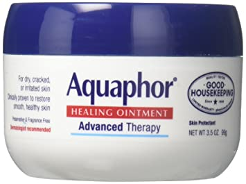 Amazon.com: Aquaphor Healing Ointment - Fragrance Free - 3.5 oz ...