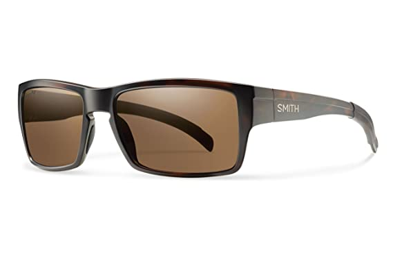 e97c5eb3bc Amazon.com  Smith Outlier Carbonic Polarized Sunglasses  Sports   Outdoors
