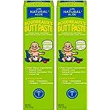 Boudreaux's Butt Paste With Natural Aloe Diaper Rash Ointment, 4 Oz, 2 Pack