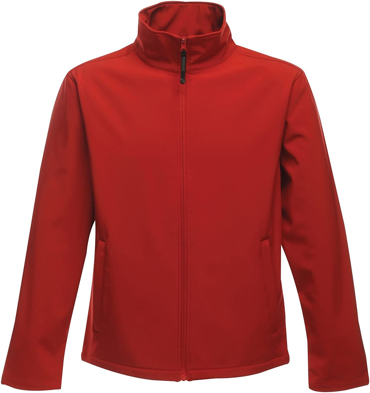 Regatta Classic Mens Water Repellent Softshell Jacket