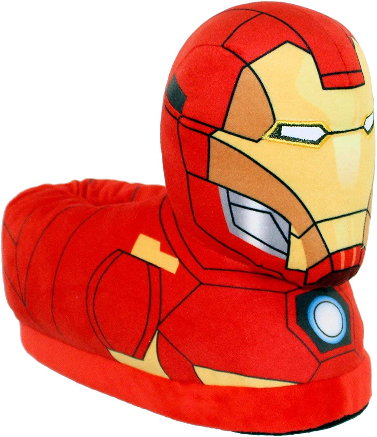 Marvel Officially Licensed Slippers - Happy Feet Mens, Womens and Kids