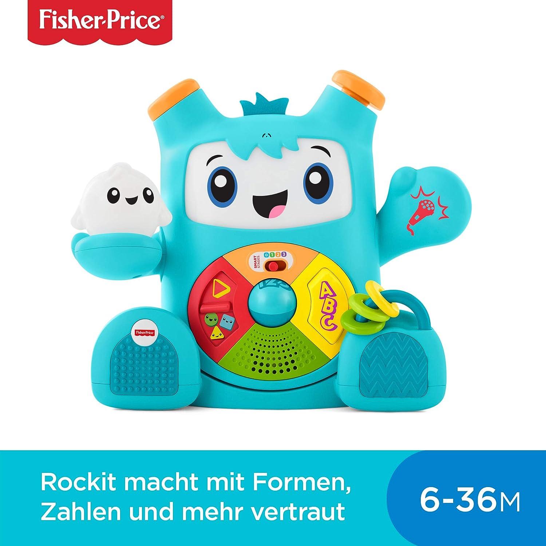Mattel Fisher-Price fxd03/Rockit