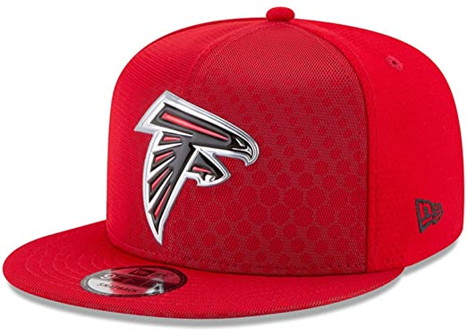 9596888e1c9 NEW ERA NFL Atlanta Falcons 950 Rush 2017 Sideline Cap at Amazon ...