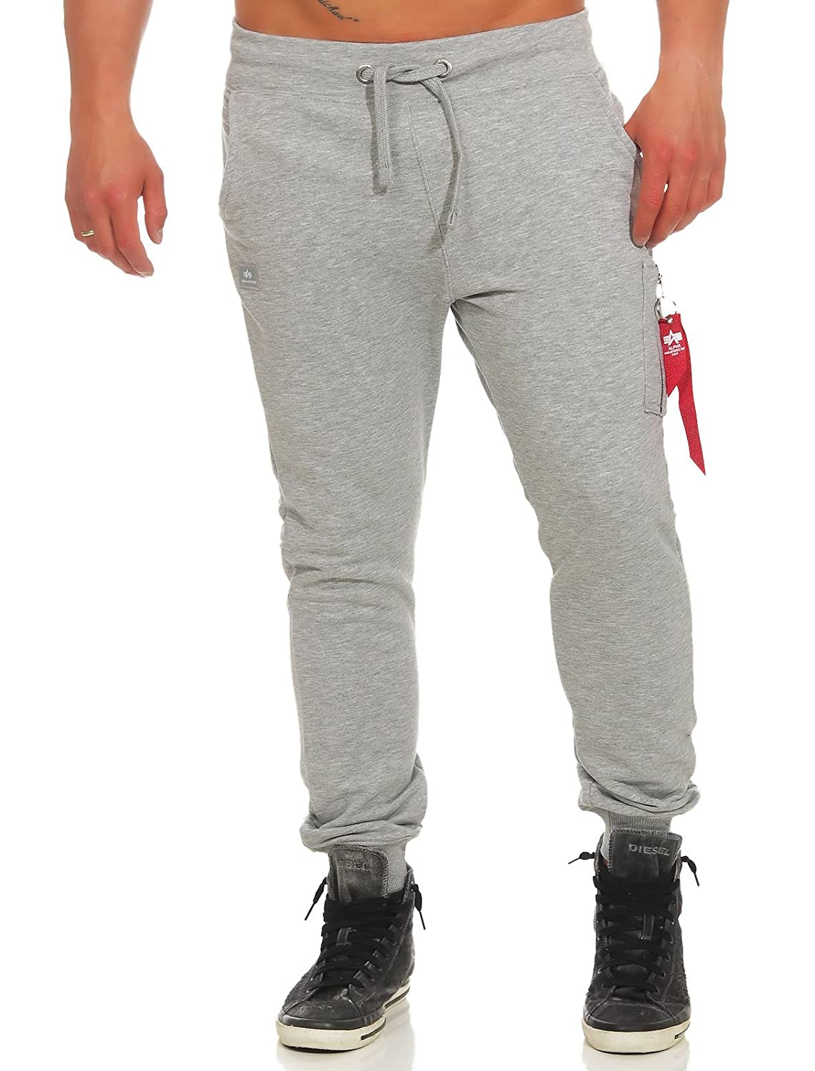 Alpha Industries Herren Sweatpants X-Fit Loose 178332