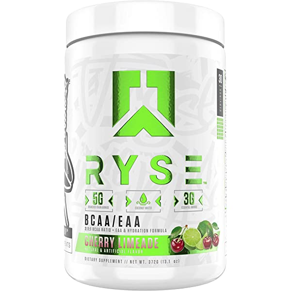 Electric Lemonade Ryse PRE WorkoutRyse Up Supplements20 Servings