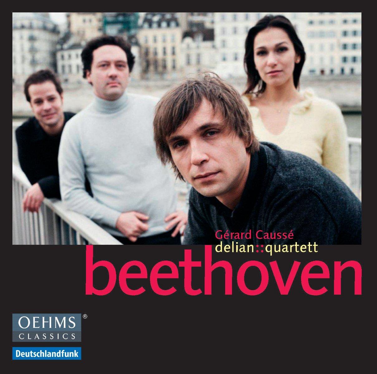 Beethoven: Quinteto op 29/Cuarteto nº 1