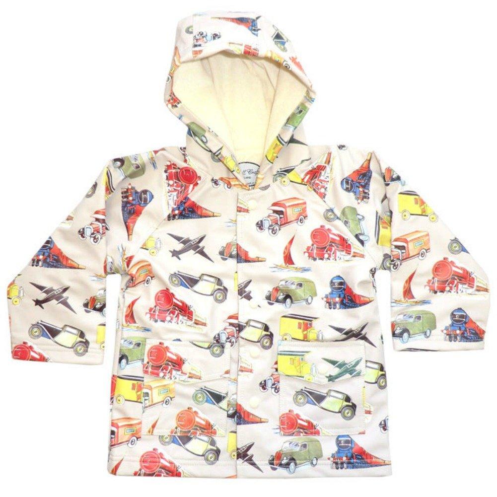 Powell Craft Boys Transport Raincoat-Rain Mac.