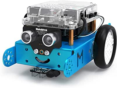 Amazon.es: Makeblock mBot Juguete Stem, Robots programables para niño, Kit Educativo, Juguetes Controlados a Distancia, 3 Apps Gratis