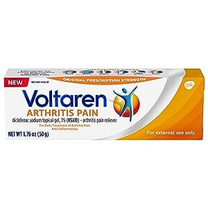Voltaren Topical Arthritis Pain Relief Gel - 1.7 Oz Tube