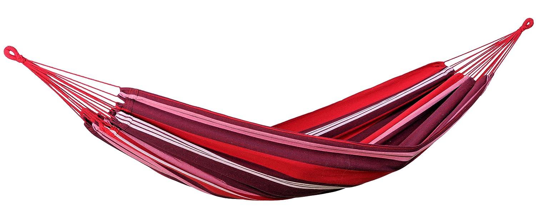 as Hammock AZ-1951000 Salsa Amaca, Fuego, Rosso, 310x140x5 cm