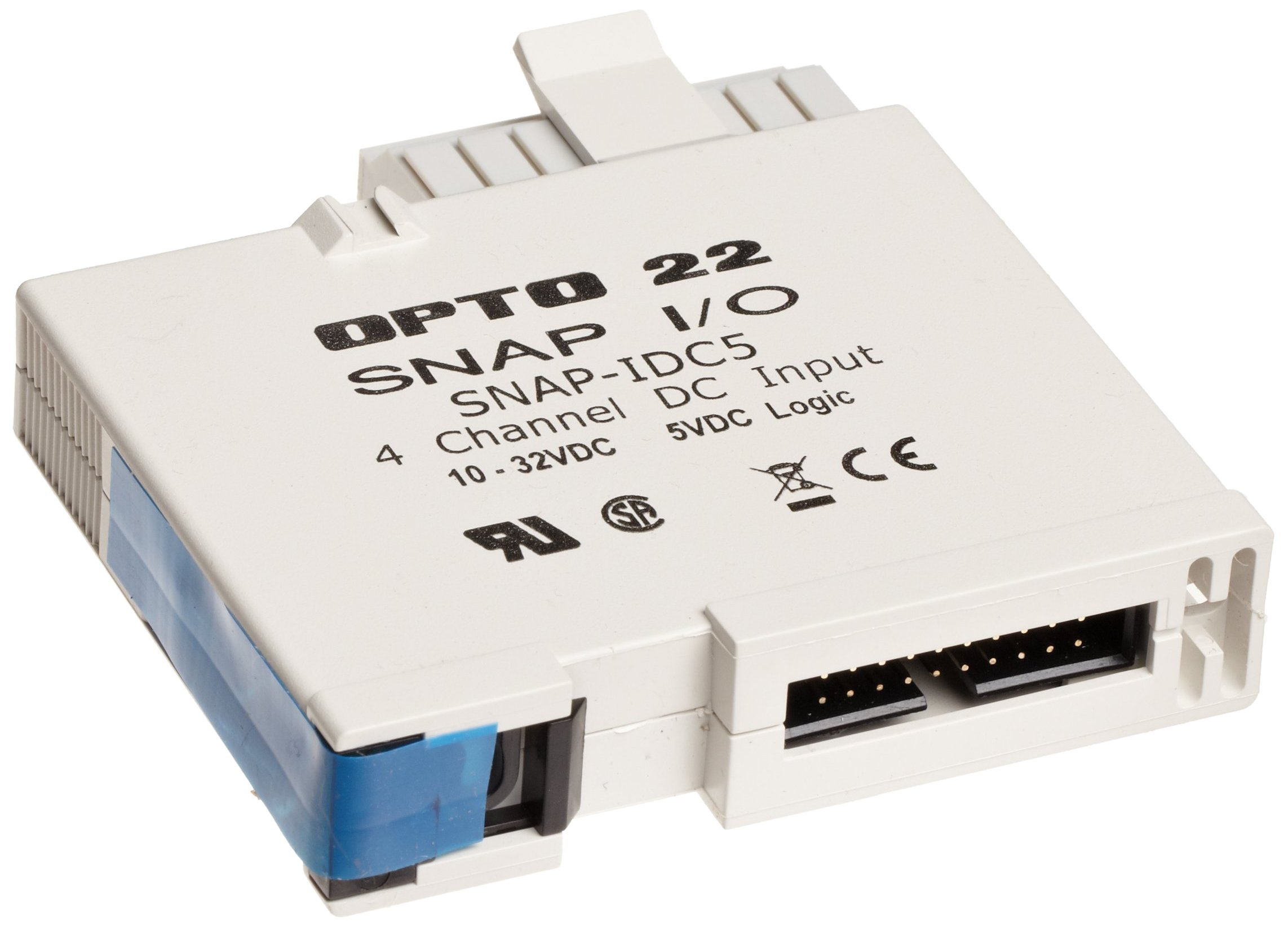 Opto 22 SNAP-IDC5 - SNAP Digital (Discrete) Input Module, 4-Channel, 10-32 VAC/VDC