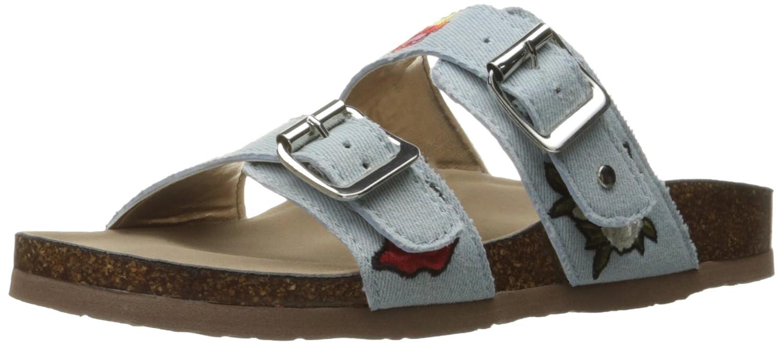 0d66ce455e2 Madden Girl Women's Brando-e Flat Sandal