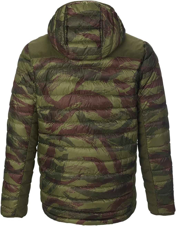 Burton Mens Evergreen Hooded Synthetic Insulator