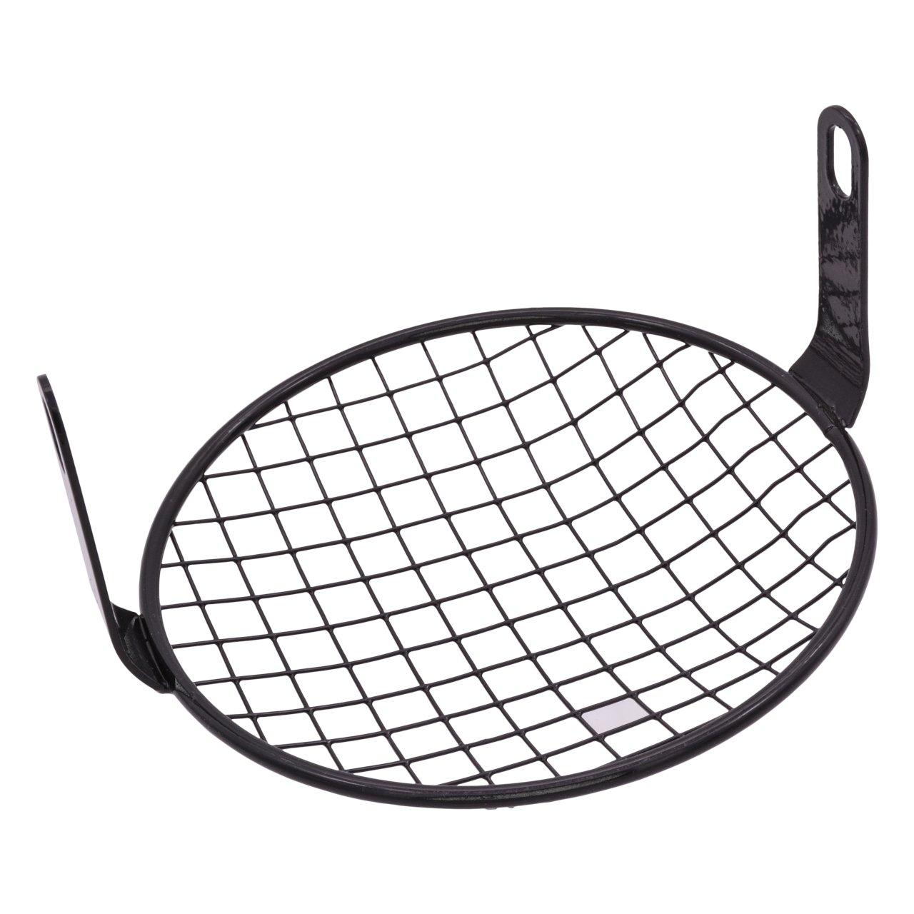Natgic universale faro moto metallo griglia rete 16/cm in rete di protezione