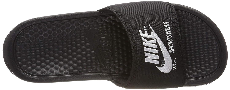 buy online d4ed4 9c561 Nike Herren Benassi JDI Txt Se Aqua Schuhe  Amazon.de  Schuhe   Handtaschen