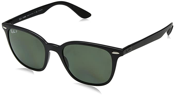c415821d05 Image Unavailable. Image not available for. Color  Ray-Ban Plastic Unisex  Sunglass Polarized Square