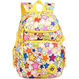 Girls School Backpack Lightweight School Bag for Primary Girl Students