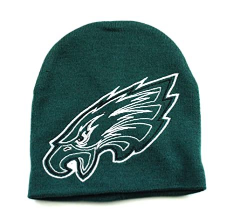 19f70dad NFL Philadelphia Eagles Team Color Beanie Hat