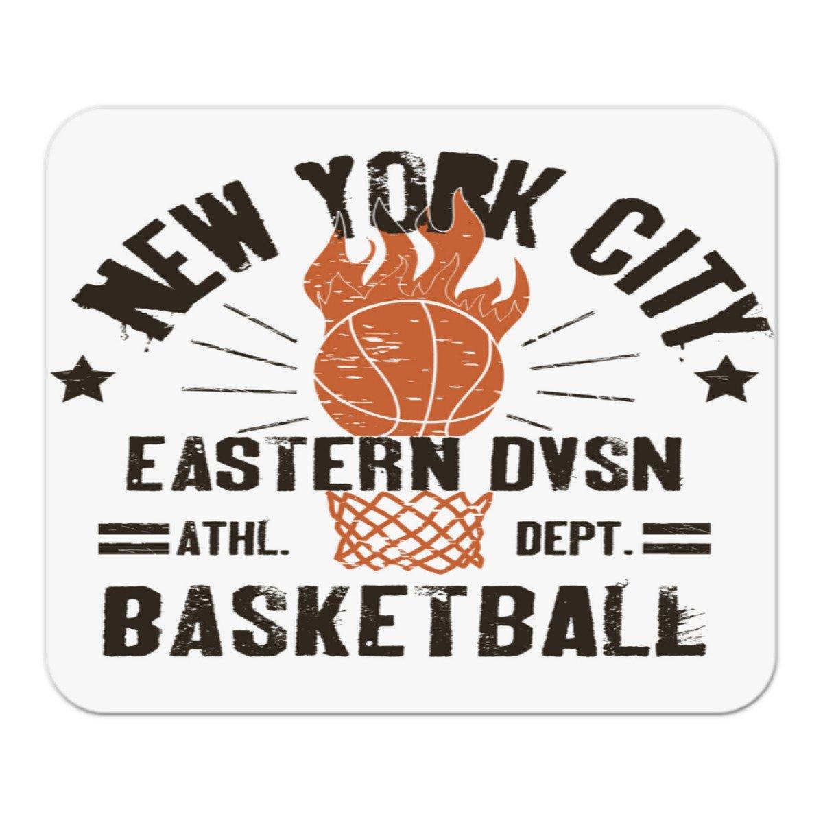 Alfombrilla de ratón Deportes Baloncesto Nueva York Mousepad ...