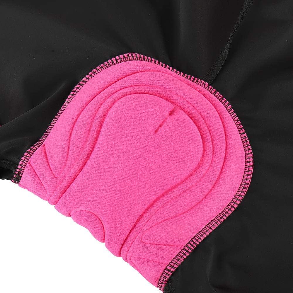 pantaloni da ciclismo traspiranti gonna da ciclismo da donna con imbottitura per il sedile imbottiti ammortizzanti e design riflettente elasticizzata ad asciugatura rapida GITVIENAR