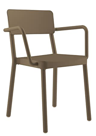 – Resol Modern Stück largo Set x82 60 Stuhl Lissabon 2 x52 ancho AL354Rj