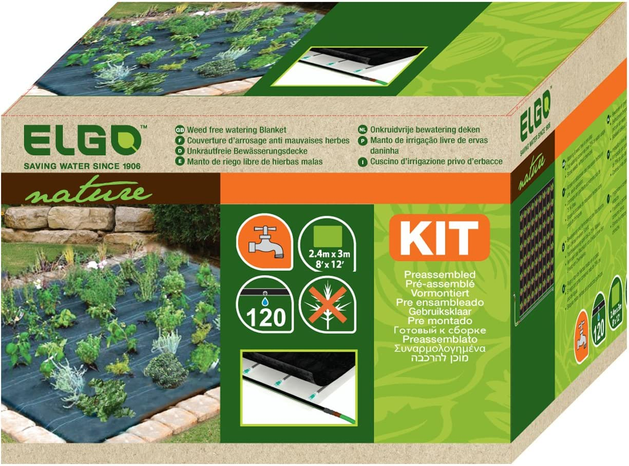 Elgo Weed Free Watering Blanket-8'x10'