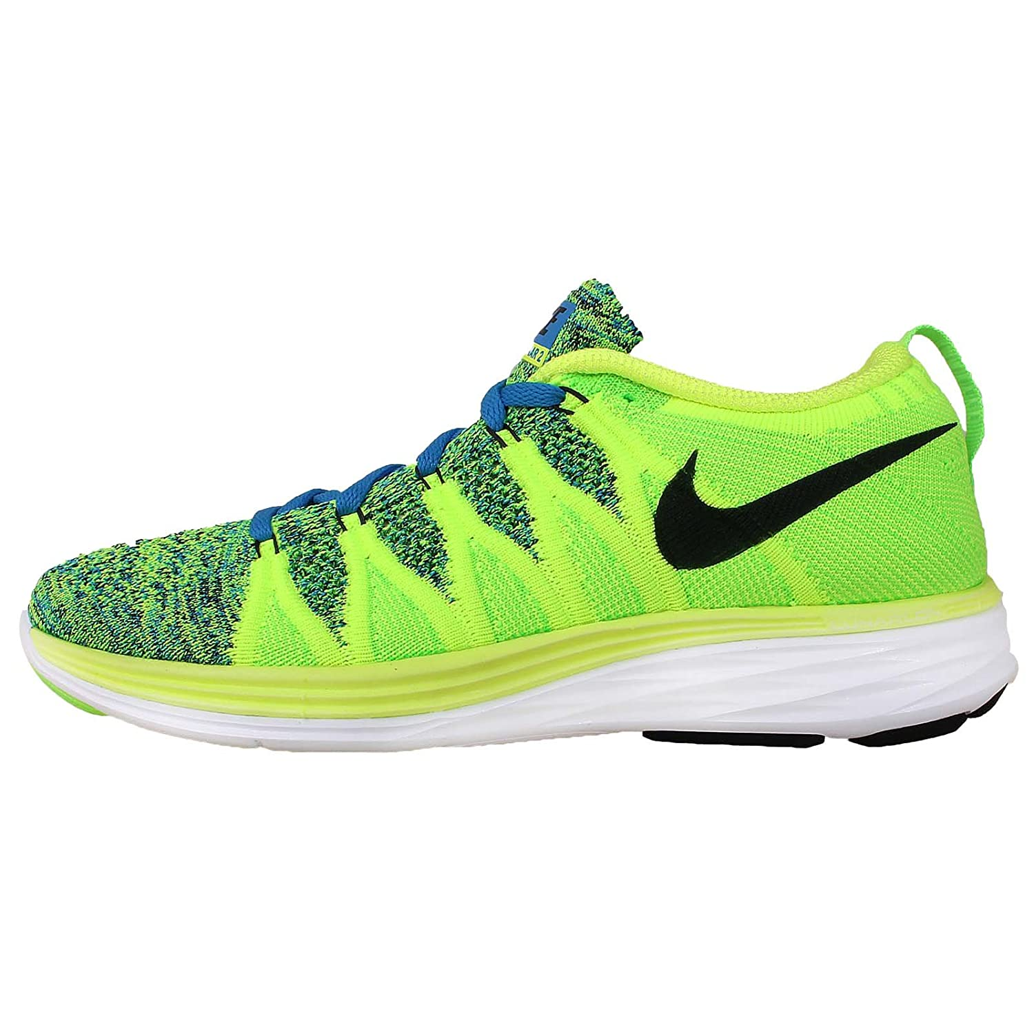 outlet store f6d11 df895 NIKE Flyknit Lunar 2 Women s Running Shoes - HO14  Amazon.co.uk  Sports    Outdoors